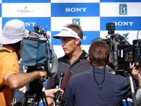 Sony Open PGA Player Stuart Appleby